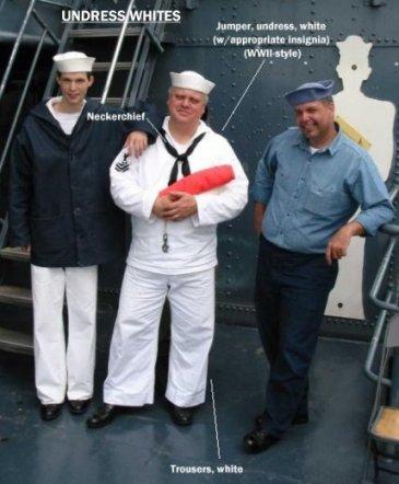 d2bfa752f31 USS North Carolina WWII Living History Crew